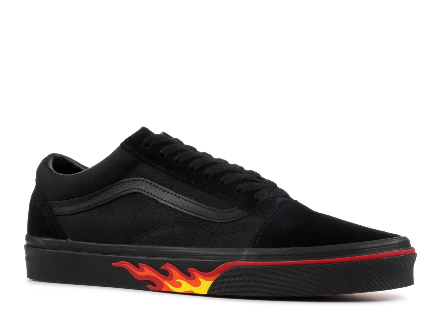 "Vans Old Skool ""Flame Wall"""