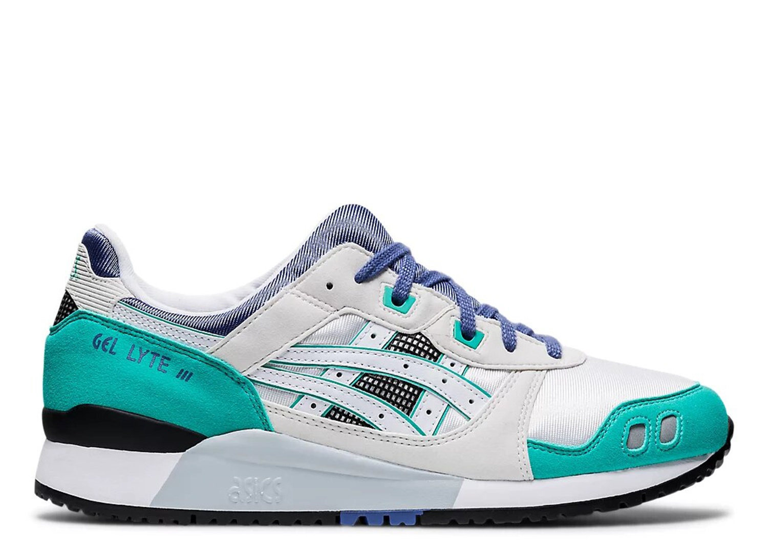 "ASICS Gel-Lyte III OG ""White Blue"""